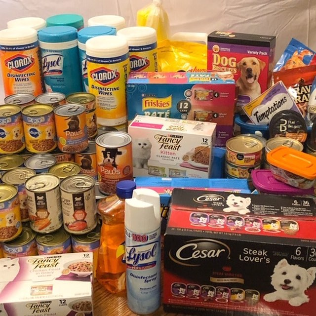 Donations We Received